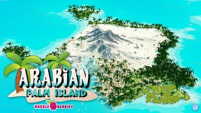 Arabian Palm Island