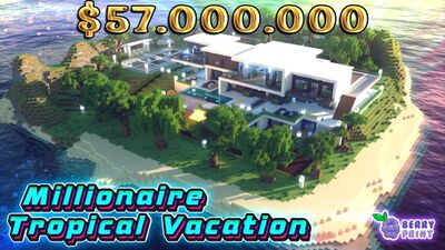 Millionaire Tropical Vacation
