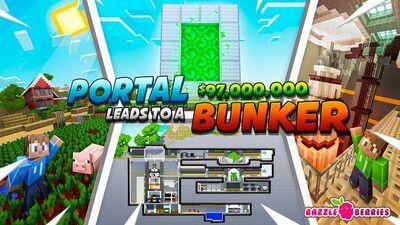 Portal to Millionaire's Bunker