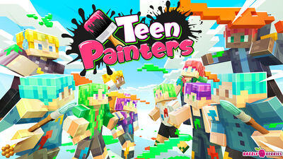 Teen Painters