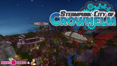 Steampunk City of Crowhelm