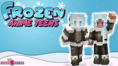 Frozen Anime Teens