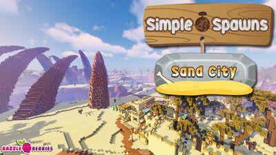 Simple Spawns: Sand City