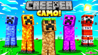 Creeper Camo!