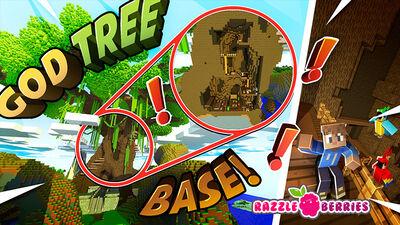 God Tree Base