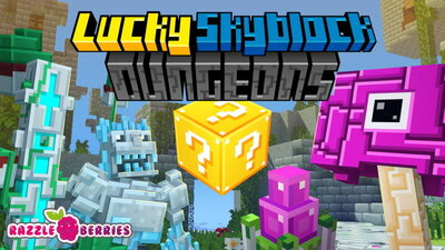 Lucky Skyblock: Dungeons