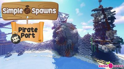 Simple Spawns Pirate Port