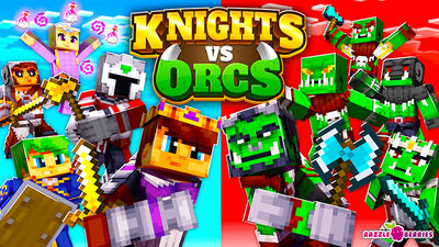 Knights vs Orcs