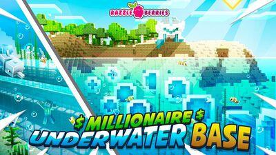 Millionaire Underwater Base