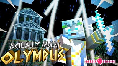 Actually Mount Olympus