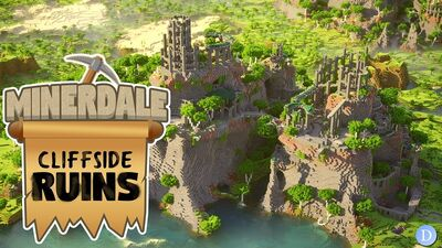 Minerdale Cliffside Ruins