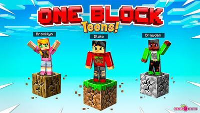 One Block Teens!