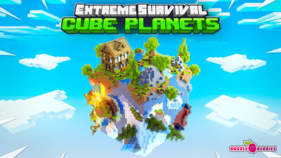 Extreme Survival: Cube Planets