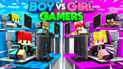Boy vs Girl Gamers