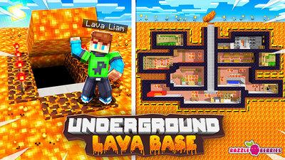Underground Lava Base