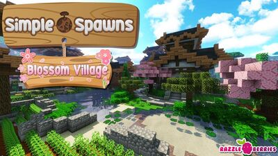 Simple Spawns: Blossom Village