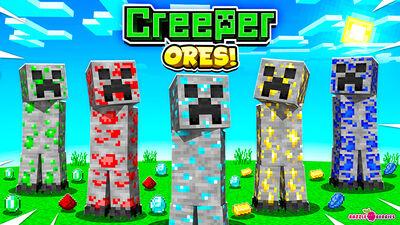Creeper Ores!