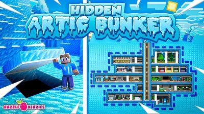 Hidden Arctic Bunker