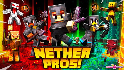 Nether Pros!