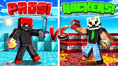 Pros VS Hackers