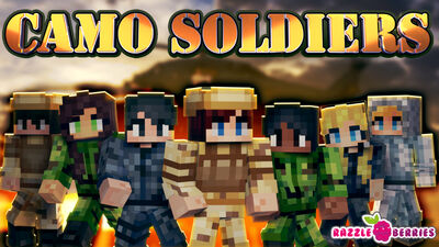 Camo Soldiers