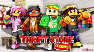 Thrift Store Teens!
