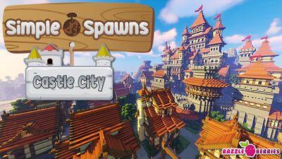 Simple Spawns Castle City