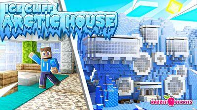 Ice Cliff Arctic House