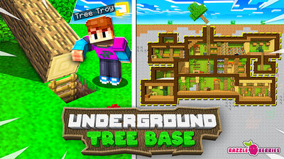 Underground Tree Base