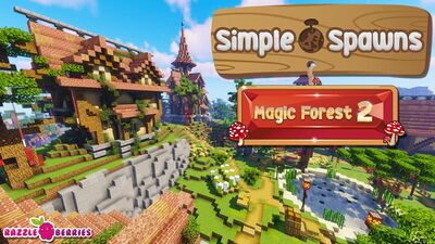 Simple Spawns Magic Forest 2