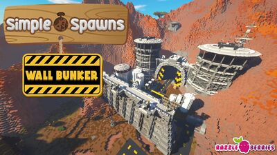 Simple Spawns: Wall Bunker