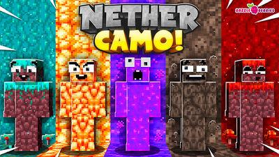 Nether Camo!