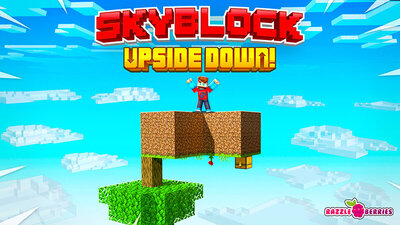 Skyblock Upside Down