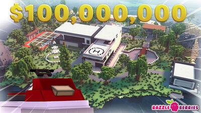 Millionaire Vacation Island