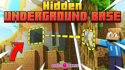 Hidden Underground Base